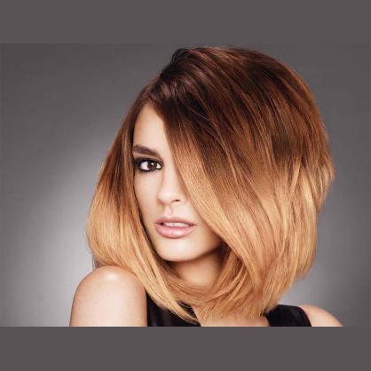 Окрашивание волос: применяемые техники и профессиональные средства